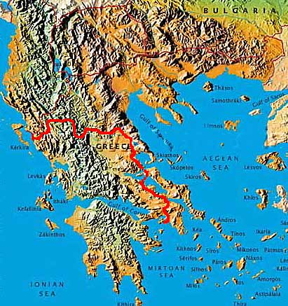 Geography of Greece