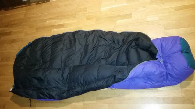 Vilken sovsäck rekommenderar ni?   Utsidans forum
