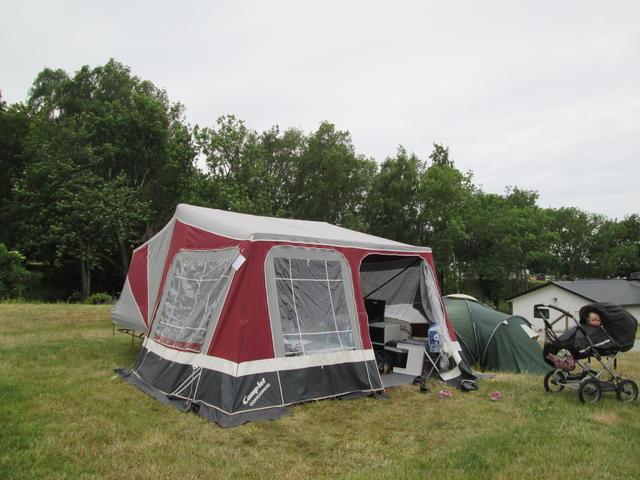 Familjen ska bilcampa, tält? | Utsidans forum