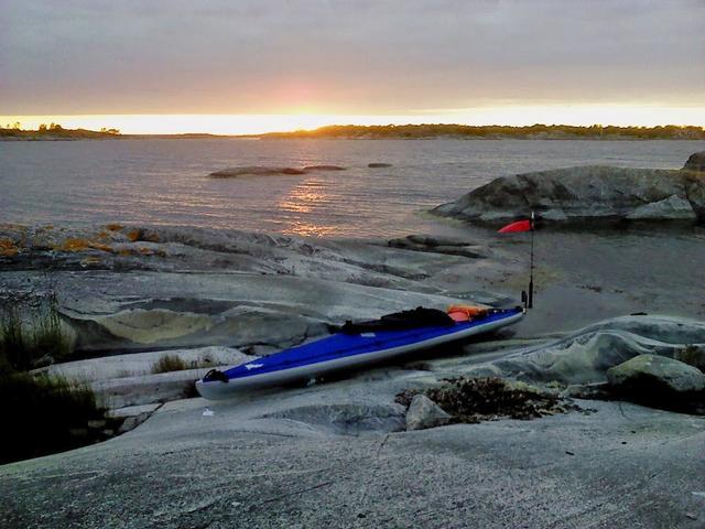 Kajak/kanot för ytterskärgård - Forum