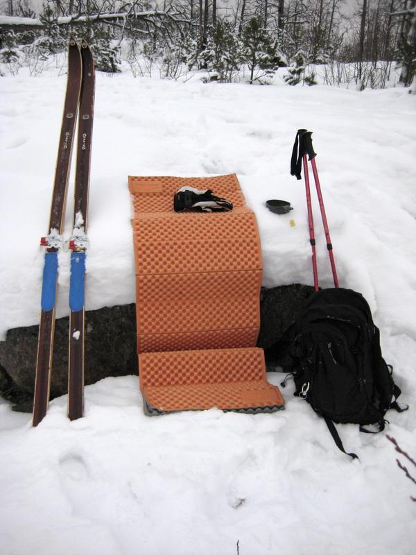 friktiobslös ryggsäck