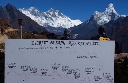 Bild 3 Everest Sherpa view