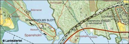 Fastighetskartan av idag