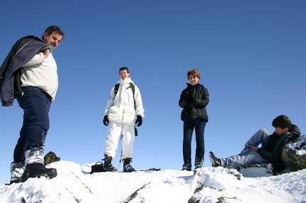 Möte med Kosovos lokalbefolkning på 2400 m höjd