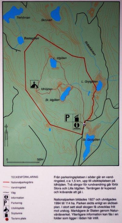 tälta i dalby söderskog nationalpark? | Utsidans forum