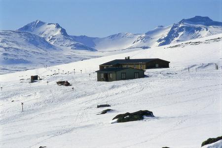 Vinter i fjällen - Utsidan 103824c8dd4c2