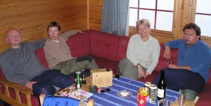 Norska vänner