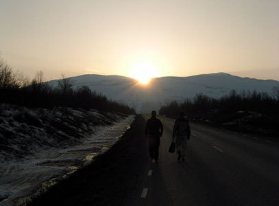 Abisko Sunset