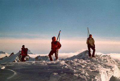 Elbrus - Baslägret