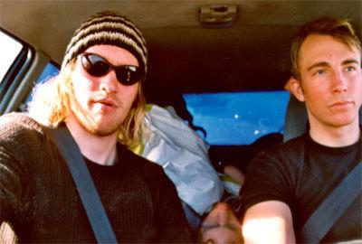 Tomas och Olof