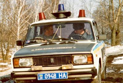Olof och polisen
