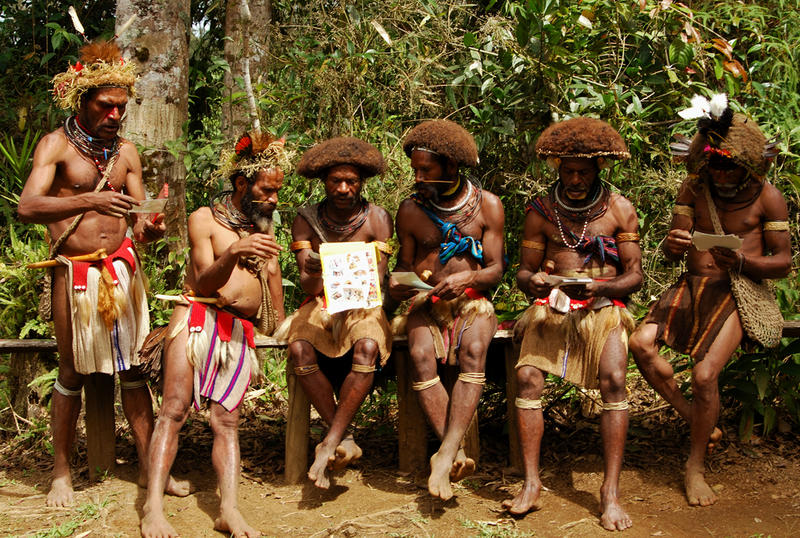 Papua Nya Guinea dating hem sida