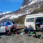 Eftermiddagshäng kring Stryn, Maj 2017