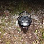 Bushbox superlihgt och kaffepanna